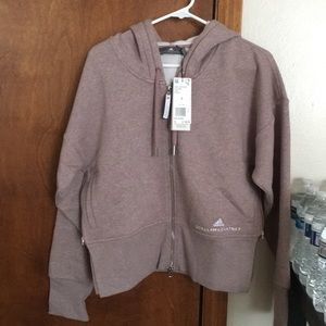 Adidas by Stella McCartney hoodie small NWT